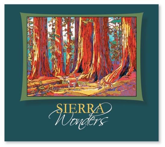 Sierra Wonders Cover